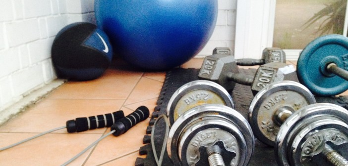 How to circuit train at the gym